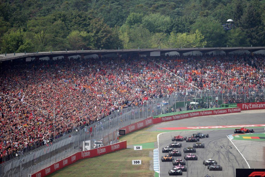 F1 | La Mercedes aiuterà l'organizzazione del Gran Premio di Germania 2019