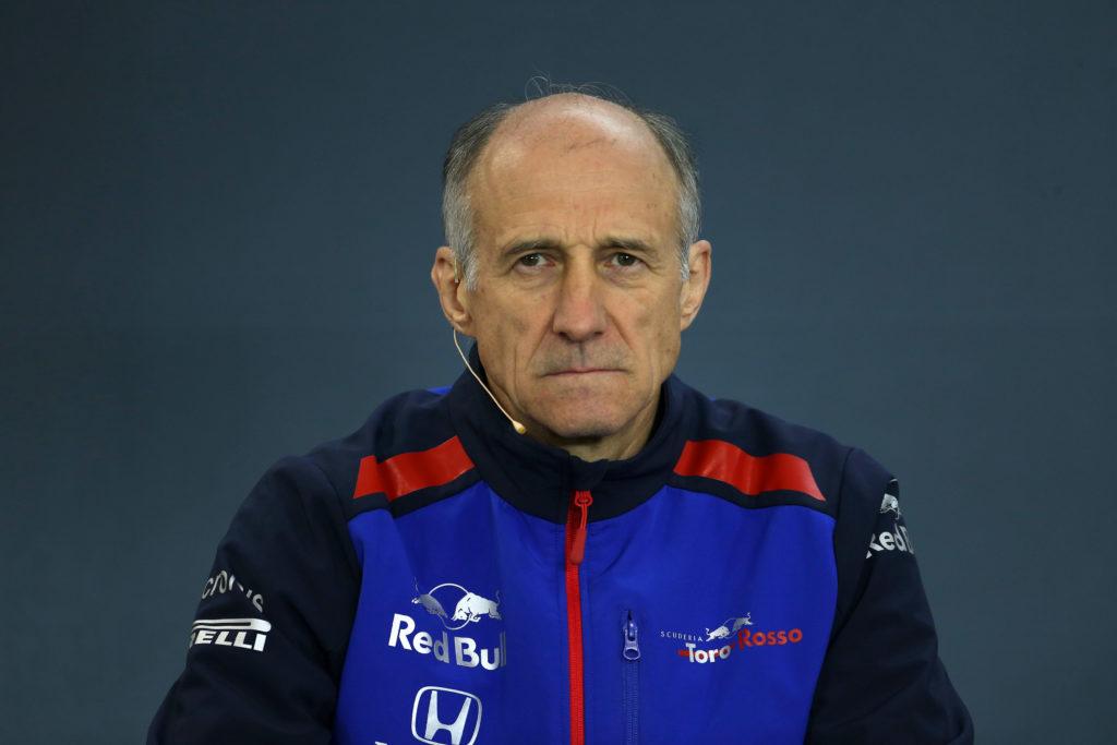 """F1   Toro Rosso, Franz Tost: """"Pensavamo di poter prendere qualche punto"""""""