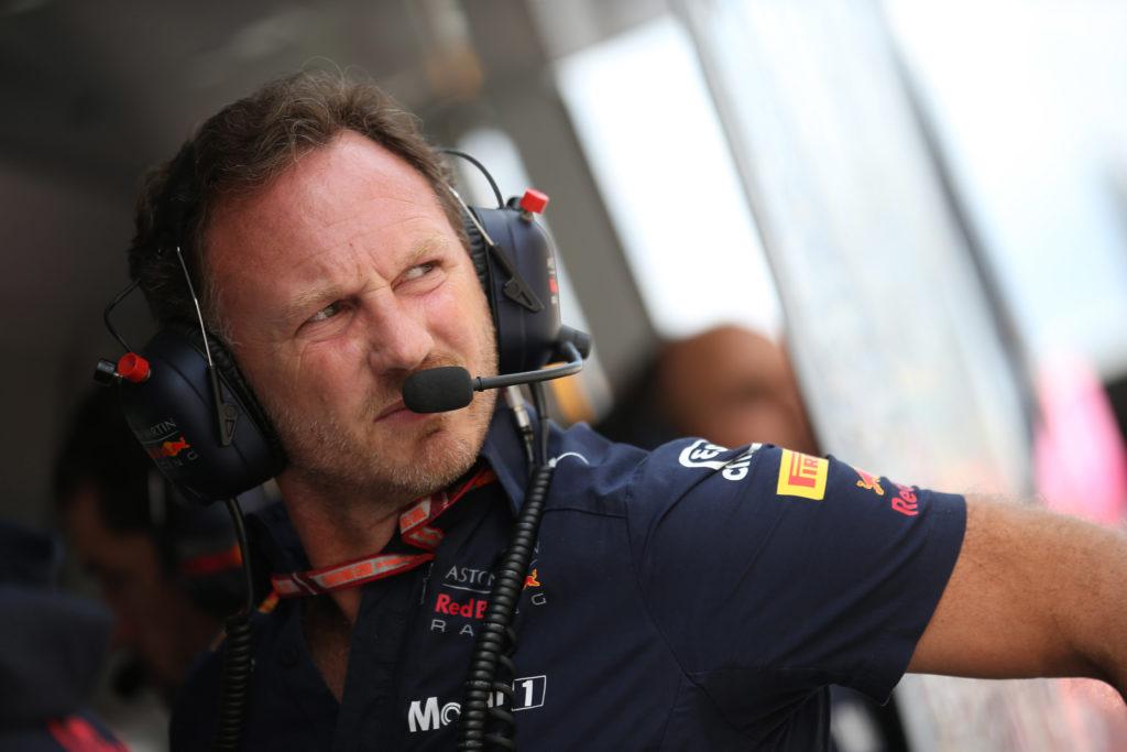 "F1   Red Bull, Chris Horner: ""Gran gara di Max. Daniel ha dovuto gestire le gomme"""