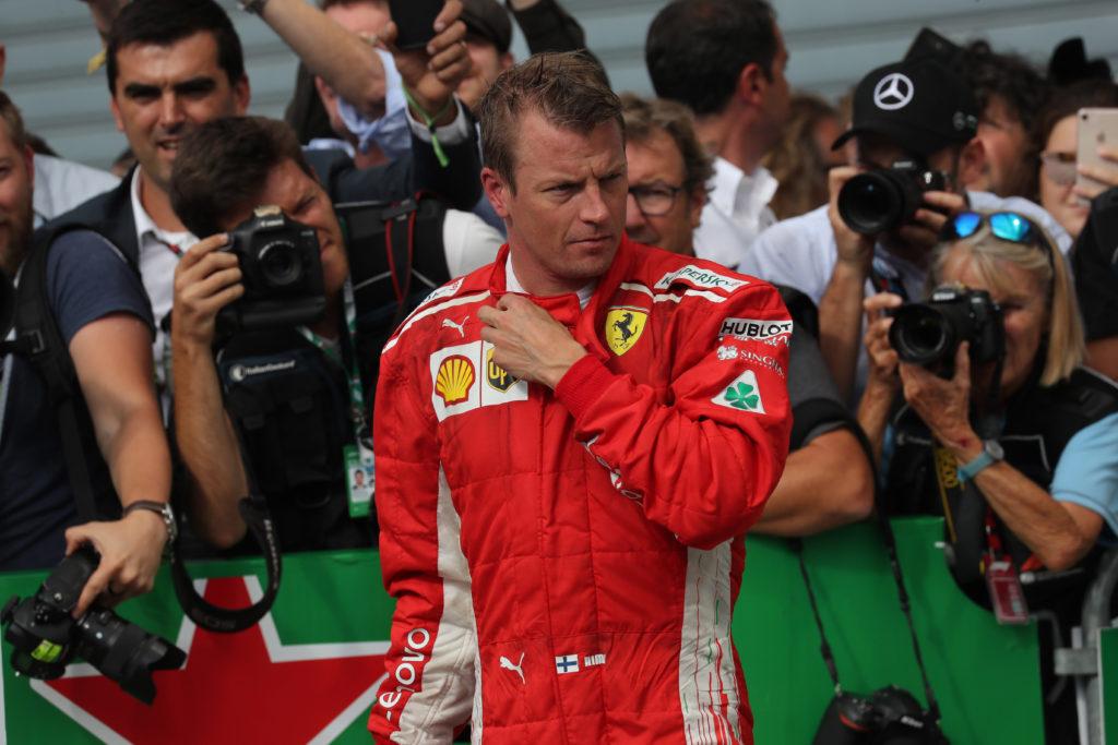 F1   I tifosi lanciano una petizione per chiedere alla Ferrari di tenere Raikkonen