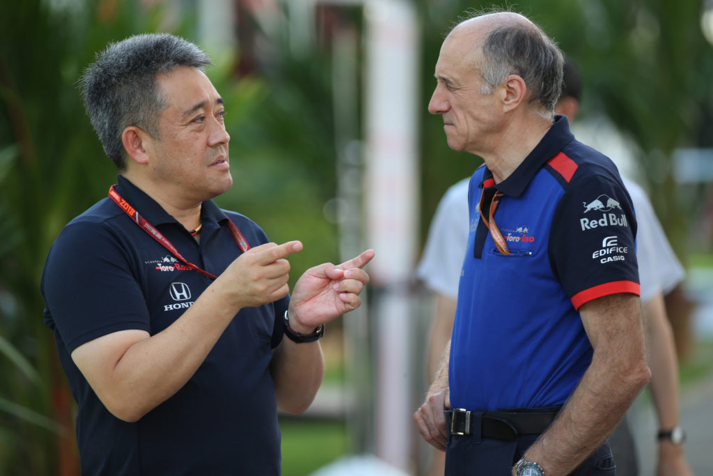 F1 | La Honda porterà delle soluzioni in ottica 2019 nelle ultime gare della stagione