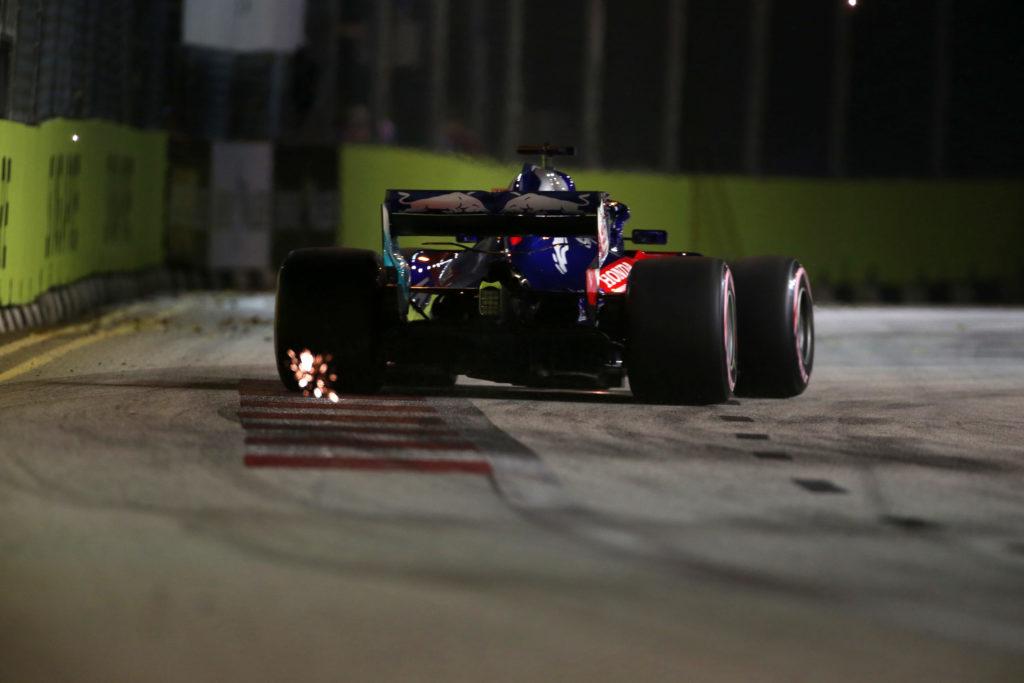 F1 | La Honda porterà degli aggiornamenti già in Russia, penalità in vista per Gasly e Hartley
