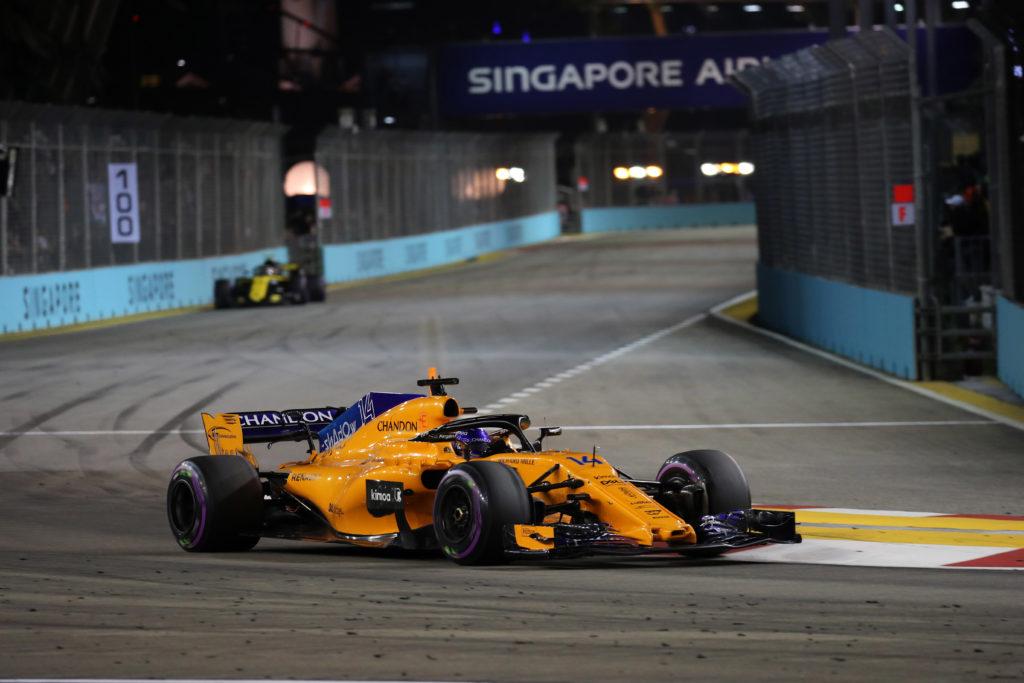 """F1   McLaren, Alonso torna a punti: """"Per noi è una piccola vittoria"""""""