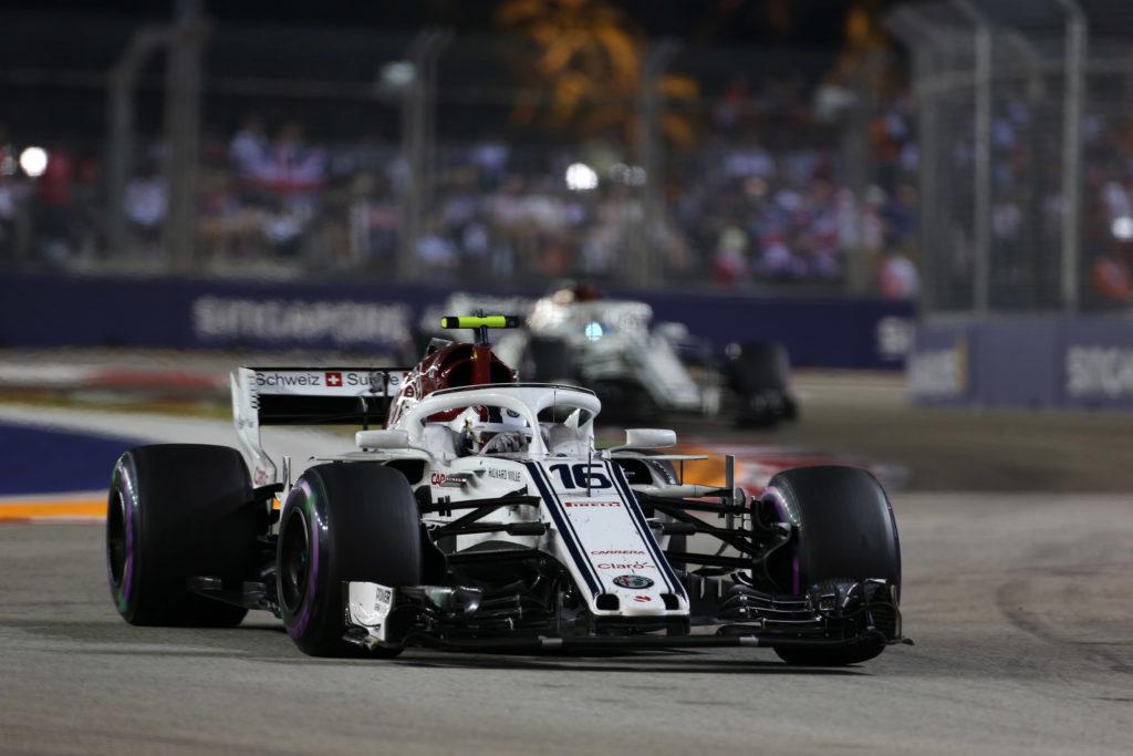 "F1 | L'Alfa Romeo Sauber a punti grazie a Leclerc: ""Che gara! Vicini alla perfezione"""