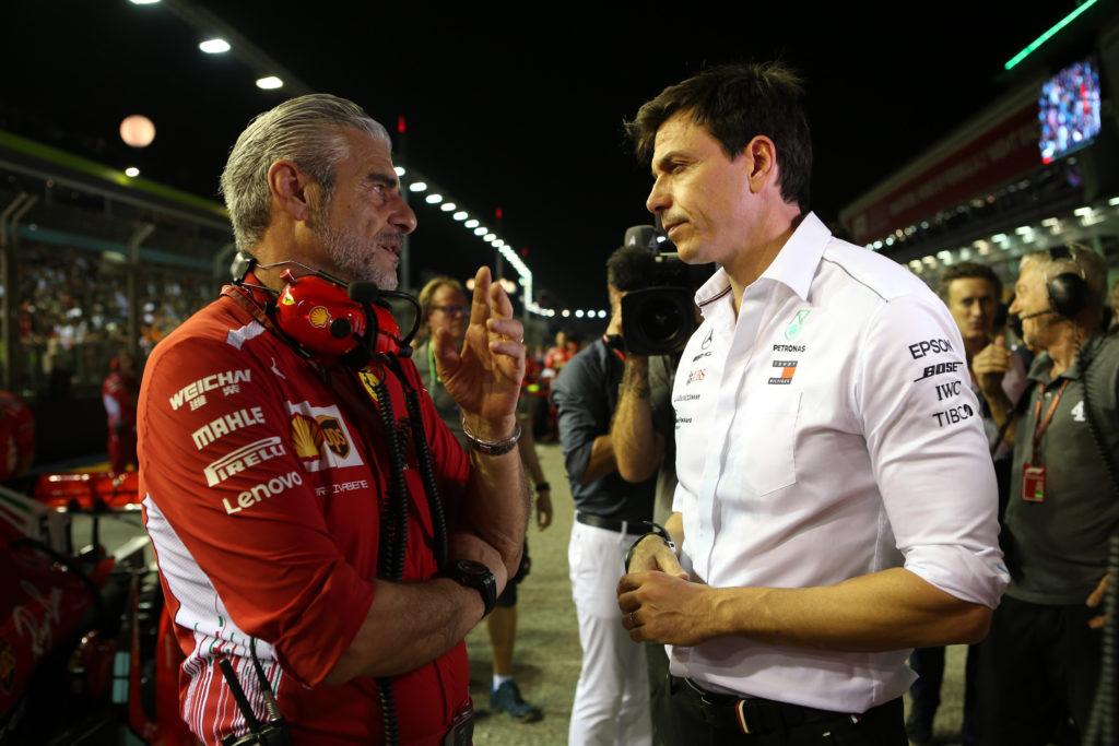 "F1 | Mercedes, Toto Wolff: ""Weekend soddisfacente, ma teniamo i piedi per terra"""