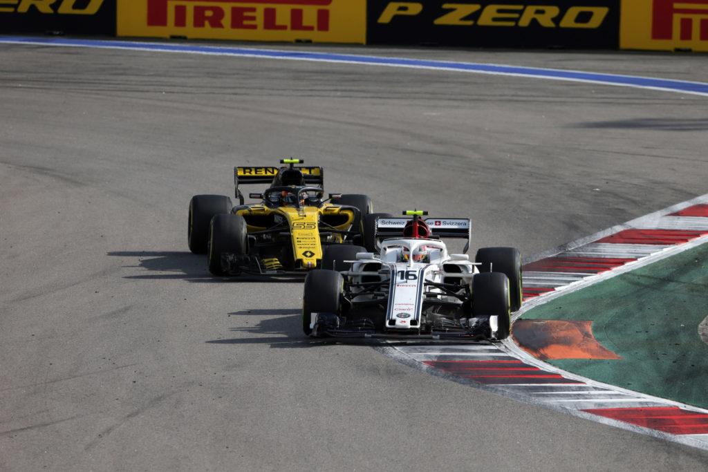 F1 | Alfa Romeo Sauber dai due volti in Russia: Leclerc settimo, Ericsson tredicesimo
