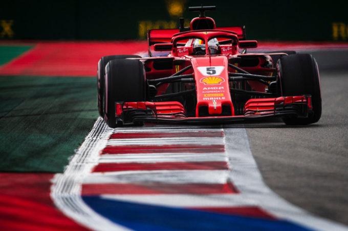 """F1   Ferrari, Vettel: """"Non è stata una grande giornata"""""""