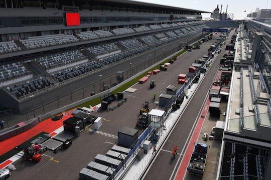 Gran Premio di Russia 2018: anteprima e orari del weekend