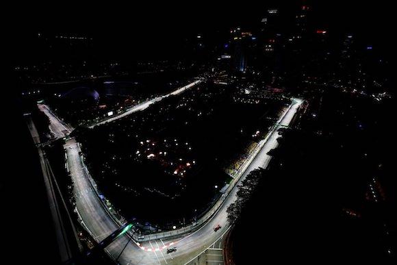 Gran Premio di Singapore 2018: anteprima e orari del weekend