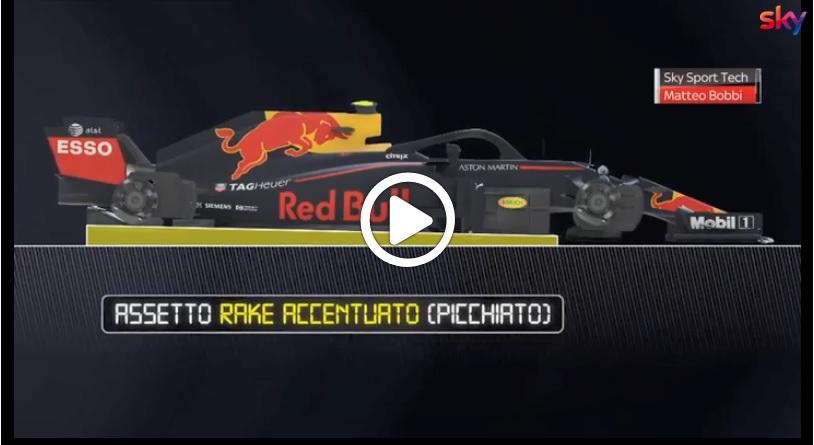 F1 | Red Bull, Verstappen e Ricciardo protagonisti a Singapore: i vantaggi del rake della RB14 [VIDEO]