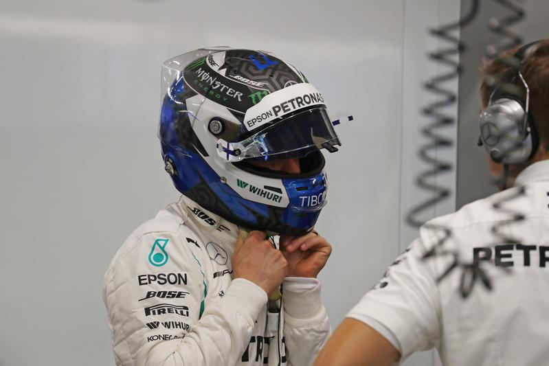 """F1   Bottas, la delusione: """"Non posso essere felice con il quarto posto"""""""