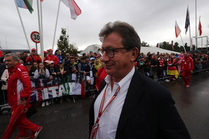 Ferrari | Louis Camilleri è il nuovo amministratore esecutivo