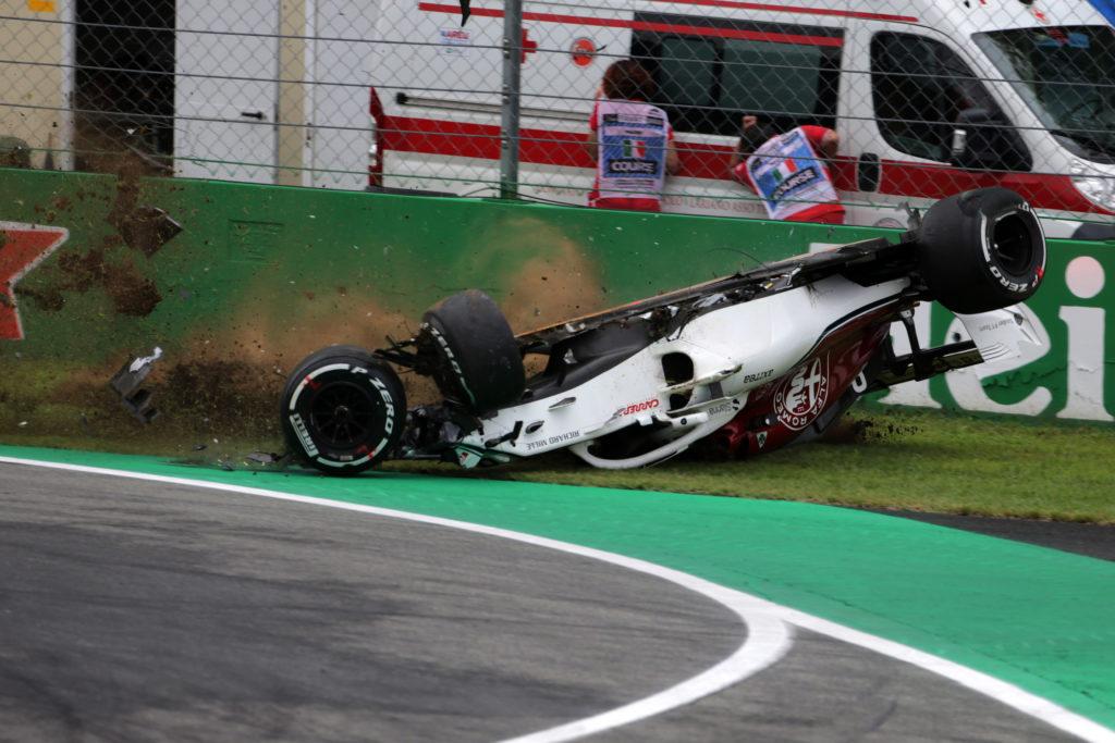 Formula 1 | Alfa Romeo Sauber, Ericsson in pista con una nuova power unit