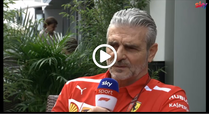"F1   Ferrari, Arrivabene attacca: ""Dissensi nel team? Tattica dei nostri avversari"" [VIDEO]"