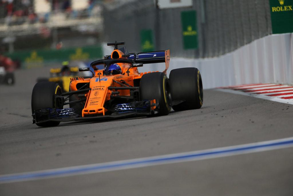 """Formula 1   McLaren, Alonso: """"A Sochi difficoltà prevedibili, non possiamo fare miracoli"""""""