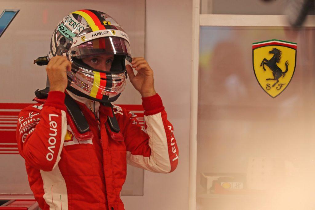 F1, Vettel: posso ancora vincere il mondiale