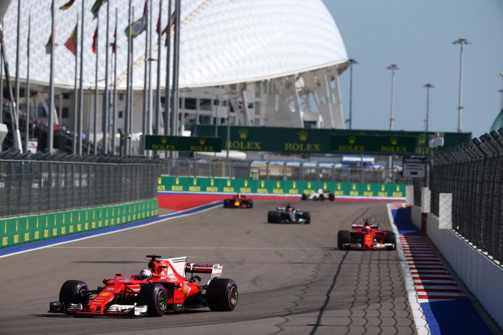F1 | Confermate le zone DRS per il prossimo Gran Premio di Russia