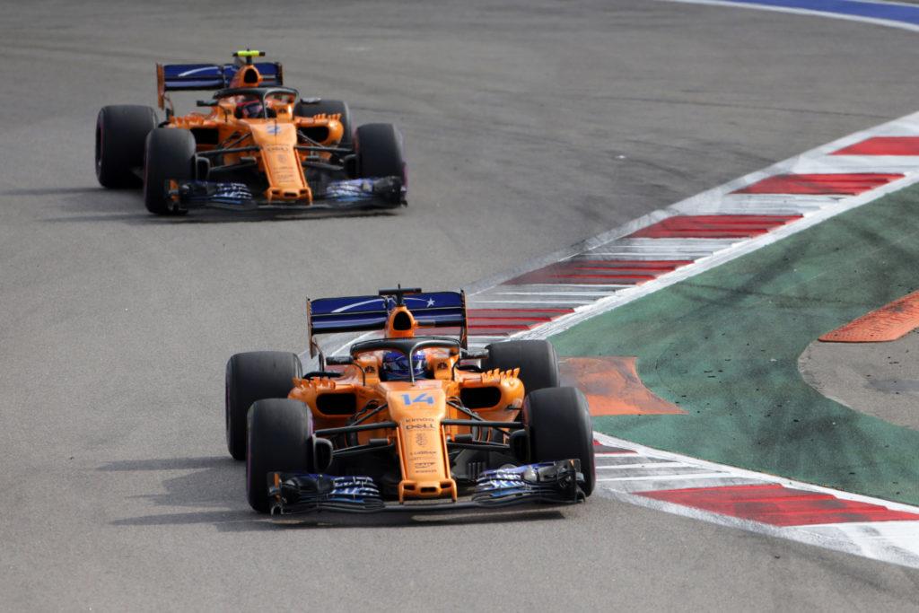 F1, Alonso: mio tempo qui è ormai finito