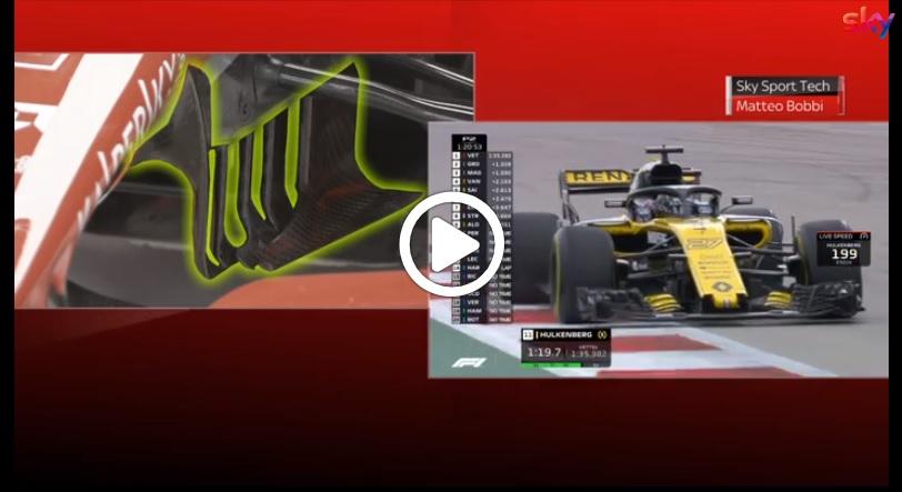 F1 | GP Russia, Ferrari in pista con delle modifiche ai turning vanes: l'analisi di Matteo Bobbi allo Sky Tech [VIDEO]