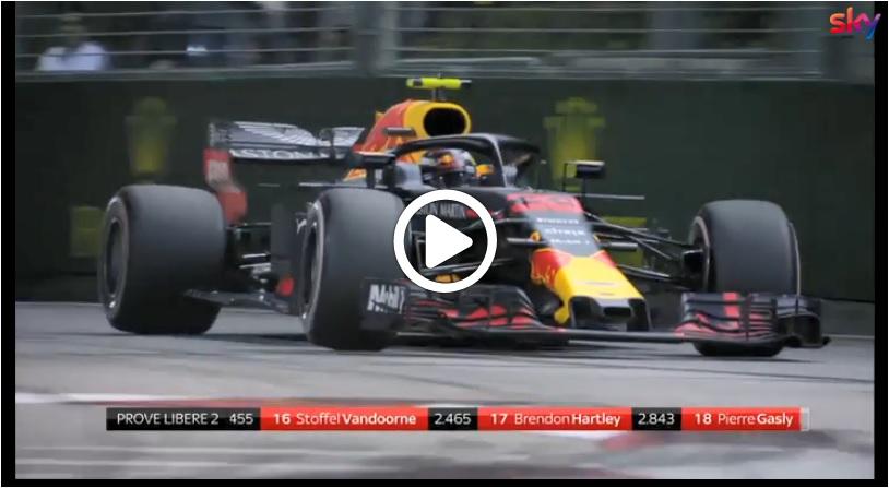 F1 | GP Singapore, Red Bull pronta a scoprire tutte le proprie carte nella qualifica di oggi? [VIDEO]