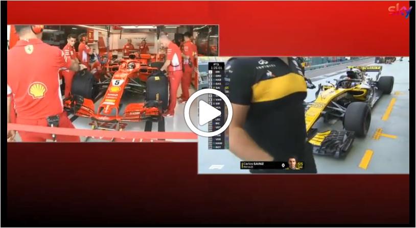 F1 | GP Singapore, novità e modifiche in casa Ferrari al termine delle FP1 [VIDEO]