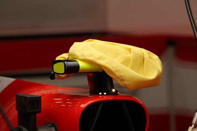 F1 | FIA, Ferrari continuerà a usare il nuovo sistema di raffreddamento dell'airbox