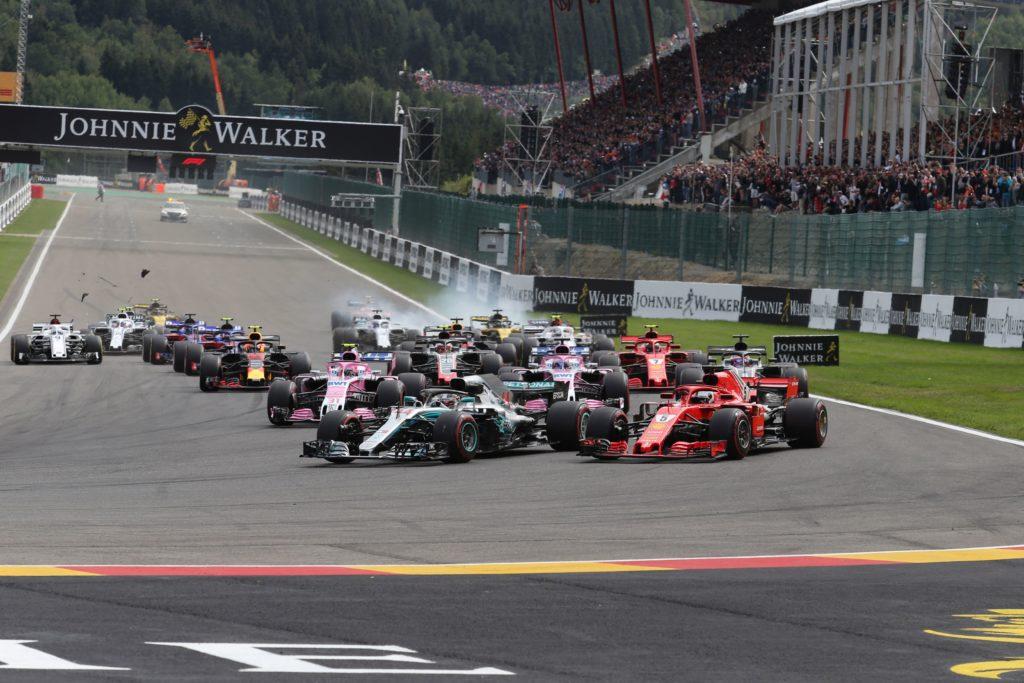 Formula 1 | Gran Premio d'Italia, la griglia di partenza