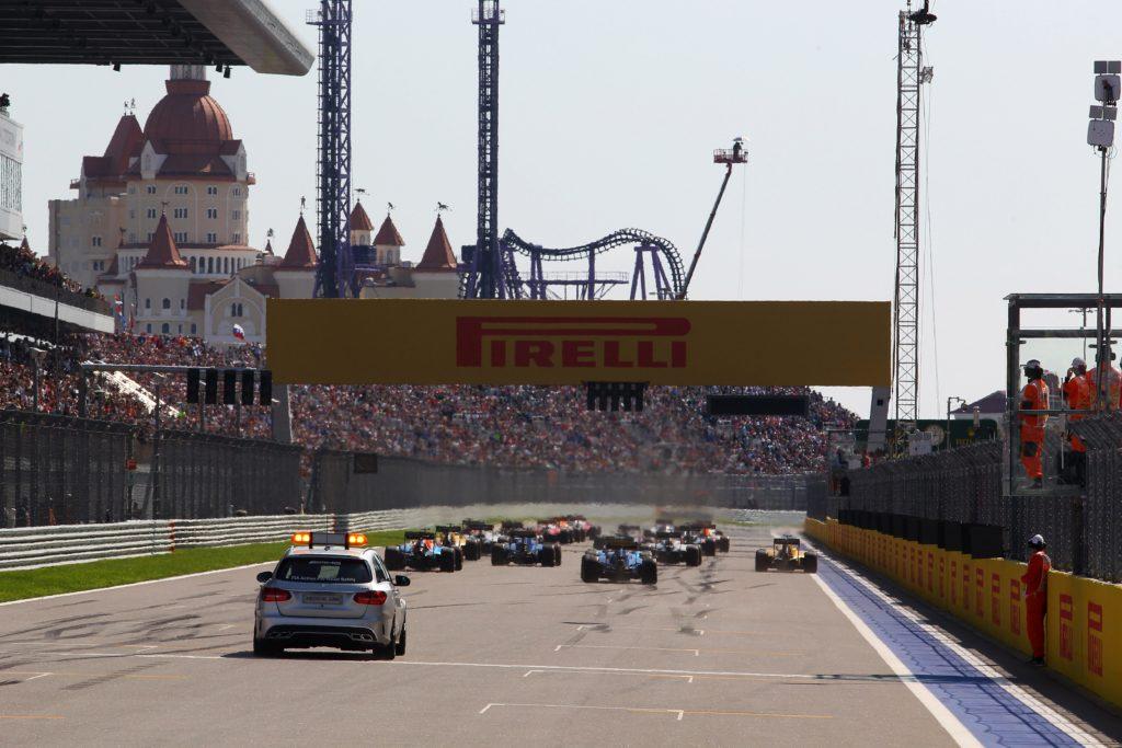 Formula 1   Gran Premio di Russia, la griglia di partenza