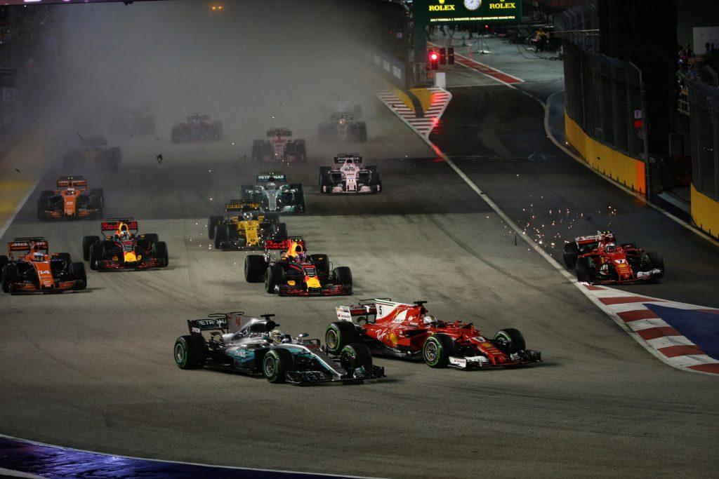 Formula 1 | Gran Premio di Singapore, la griglia di partenza