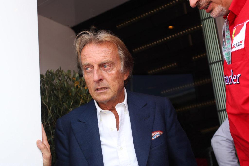 F1: Montezemolo, la Ferrari sappia perdere