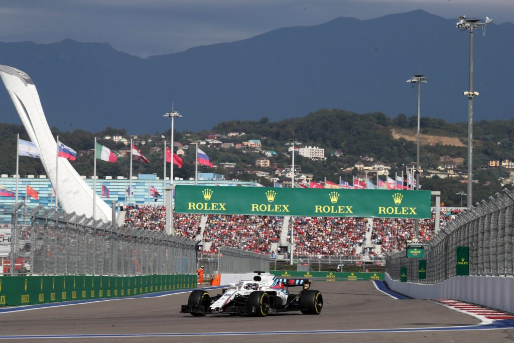"""F1   Williams, Sirotkin: """"È stata la gara più dolorosa dell'anno, è andato tutto storto"""""""