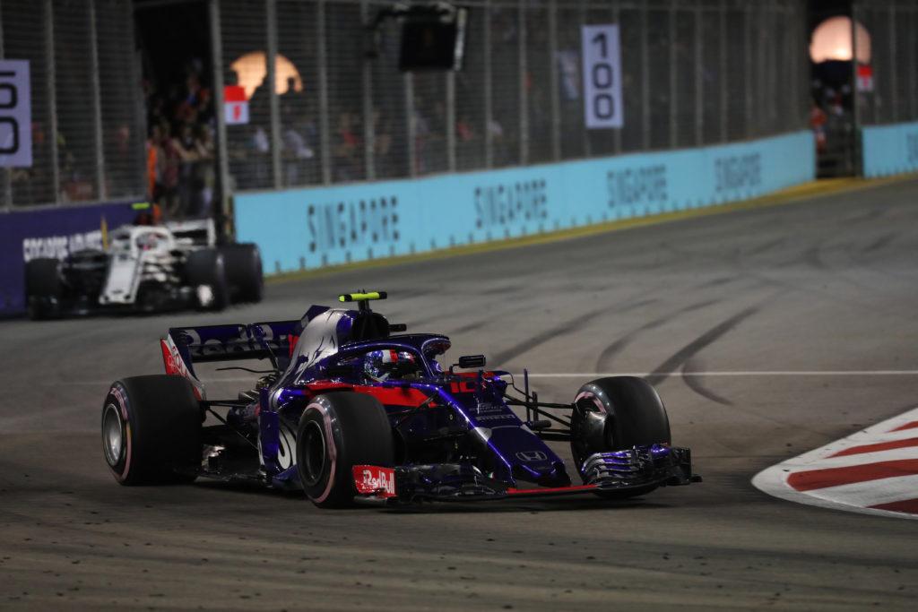 "F1 | Toro Rosso, Gasly: ""Una gara strana"""