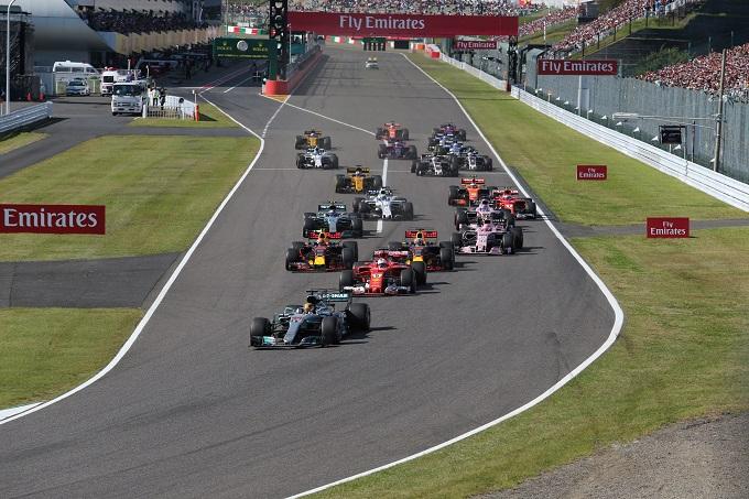 F1 | GP del Giappone, ufficiale il rinnovo per 3 anni