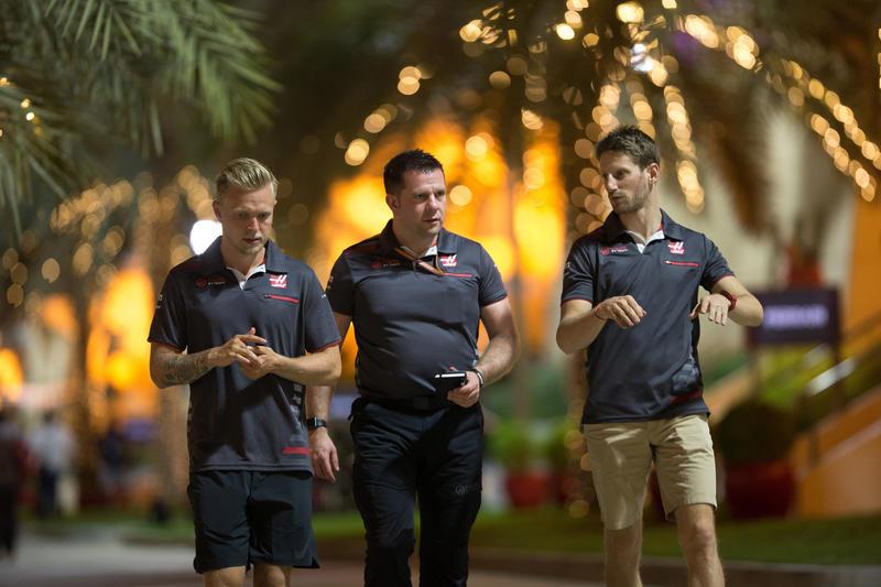 Formula 1, Haas: confermata la coppia Grosjean-Magnussen per il 2019