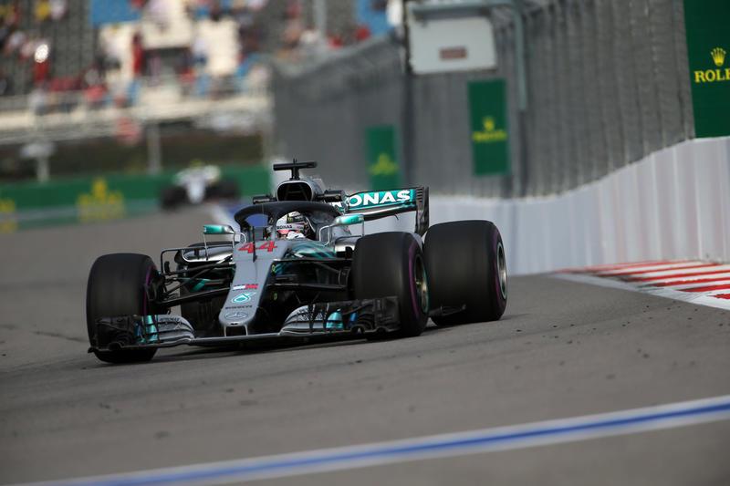 Formula 1: Gp Russia, pole Bottas davanti ad Hamilton, Vettel 3/o