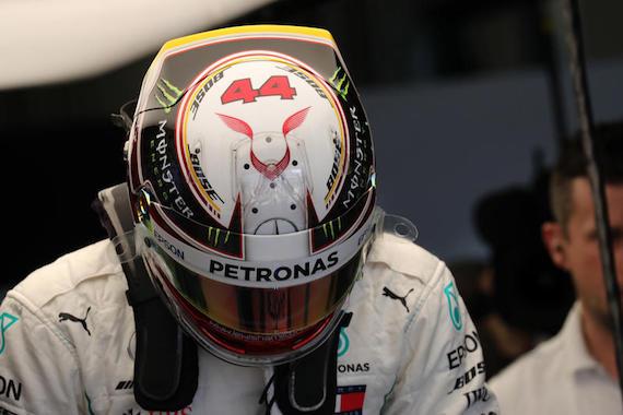"""Hamilton: """"Avevo il passo per la pole, ma Bottas ha fatto un lavoro migliore"""""""