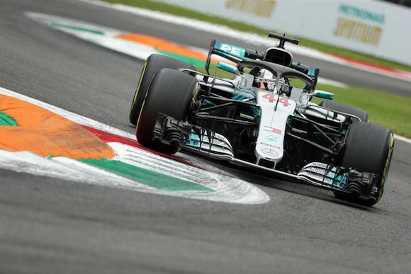 F1 GP Italia: Hamilton vince davanti a Raikkonen