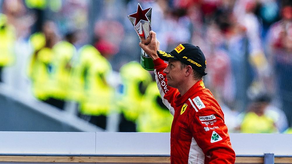 Gran Premio d'Italia – Raikkonen commenta la gara