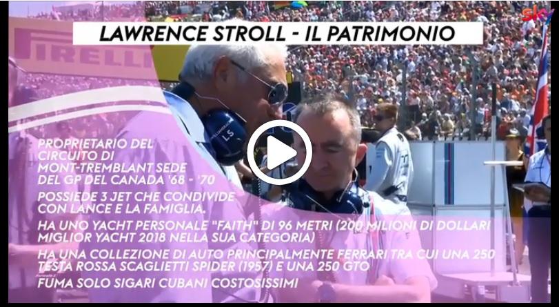 F1 | Force India, Lawrence Stroll pronto al salto di qualità: ecco la carta d'identità del manager canadese [VIDEO]