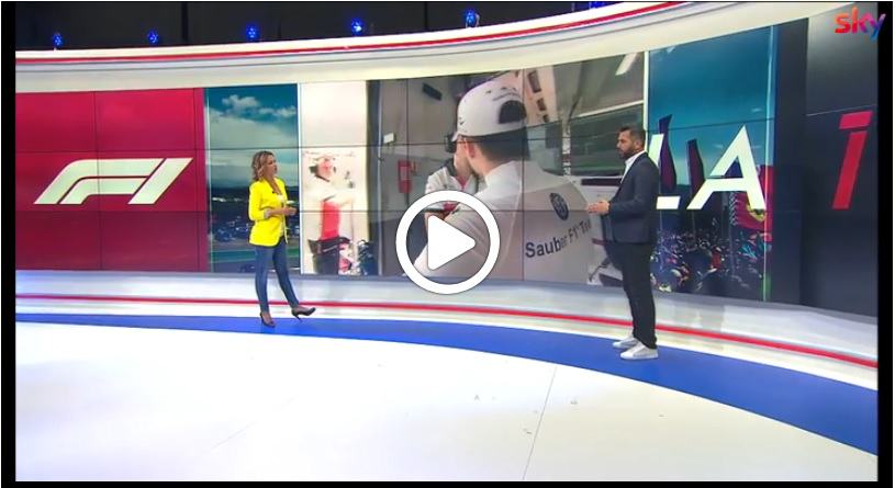 "F1   Sky Sport, Vanzini scommette su Leclerc: ""Parliamo di un crack"" [VIDEO]"