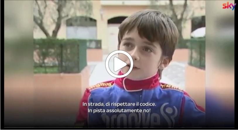 F1   Leclerc ricorda la propria infanzia su Instagram: pubblicata un'intervista di quando aveva 10 anni [VIDEO]
