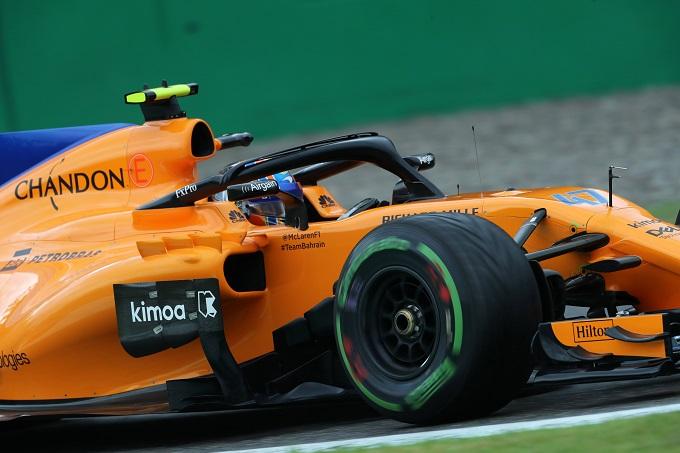F1 | McLaren, Lando Norris conclude i test Pirelli a Le Castellet
