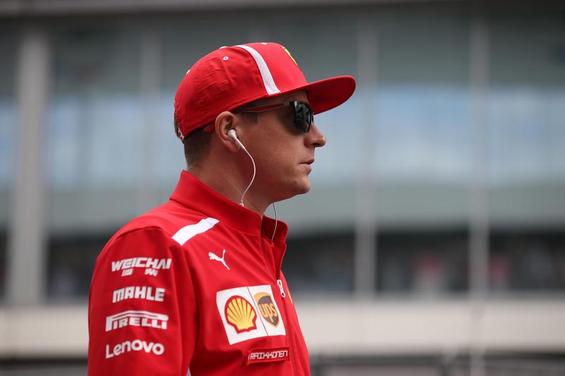 "F1 | Raikkonen: ""Ho passato gran parte della gara da solo"""