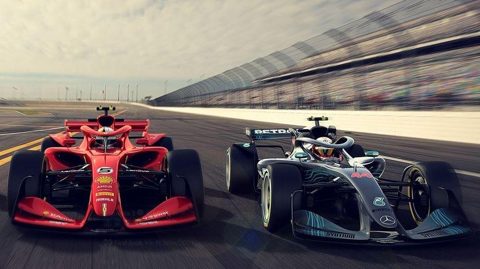 F1 | Ecco come saranno le monoposto nel 2021