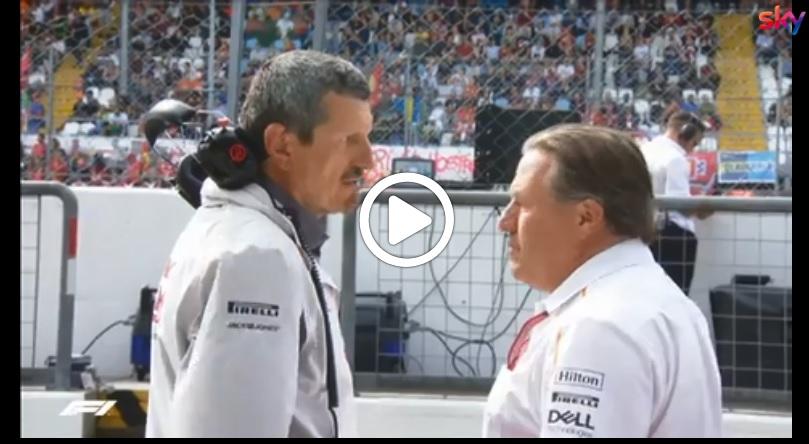 F1 | GP Italia, alta tensione tra Steiner e Brown al termine della Q2 [VIDEO]
