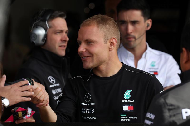 """F1   Bottas: """"Questo weekend non è finito, domani faremo di tutto per mettere sotto pressione le Ferrari"""""""