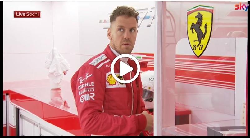 F1 | GP Russia, Vettel a caccia dell'impresa: rimonta mondiale difficile, ma non impossibile [VIDEO]