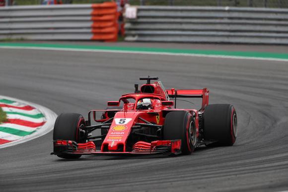 F1 GP Italia, Prove Libere 3: Vettel rimane davanti ma Hamilton è incollato