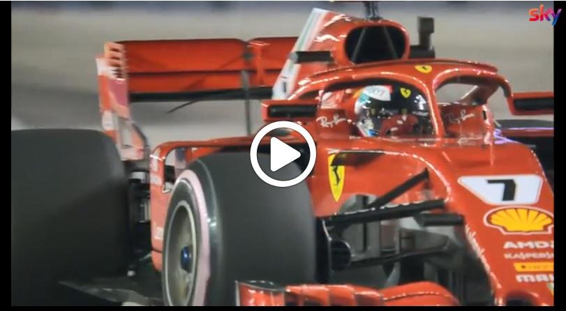 F1   GP Singapore, Raikkonen incanta nelle libere 2 di Marina Bay: gli highlights della sessione [VIDEO]