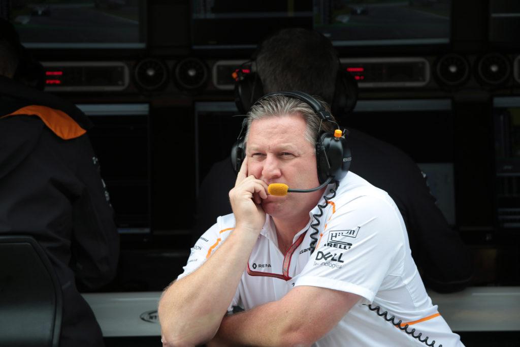 "F1 | Villadelprat: ""Brown è debole"""